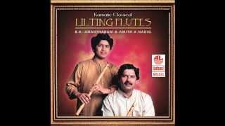 Raghuvamsha - Lilting Flutes by B.K. Anantharam & Amith A Nadig ( Carnatic Flute Instrumental )