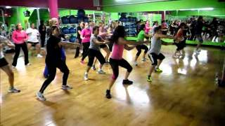 "Zumba_""Say Hey (I Love You)"" by Michael Franti"