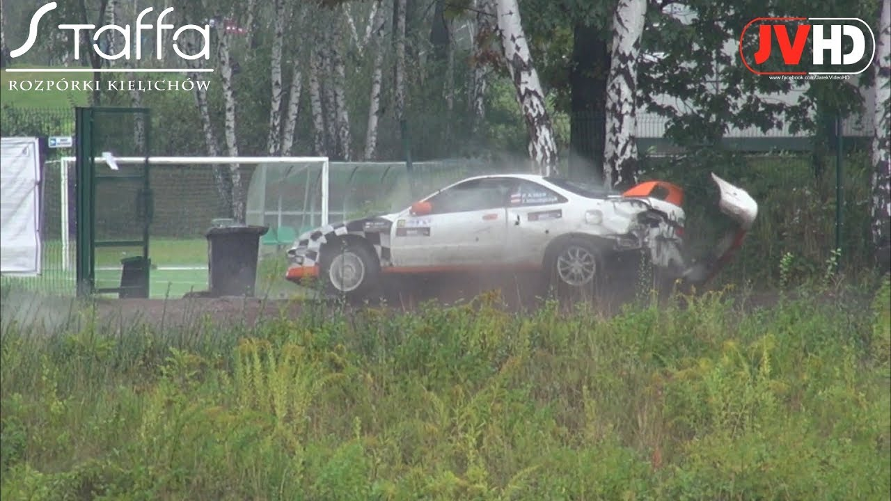 3 Runda Szombierki Rally Cup 2017 – Action&Crash by JVHD