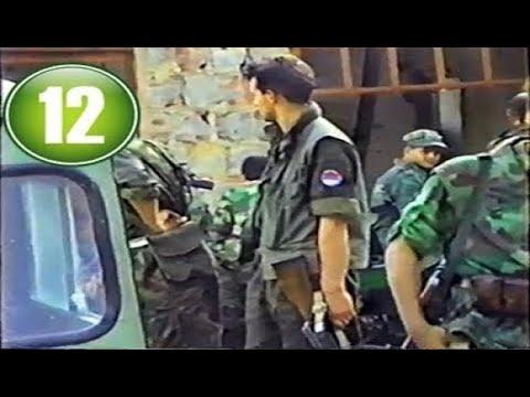 Drinski korpus VRS u Međeđi /Višegrad 1993/
