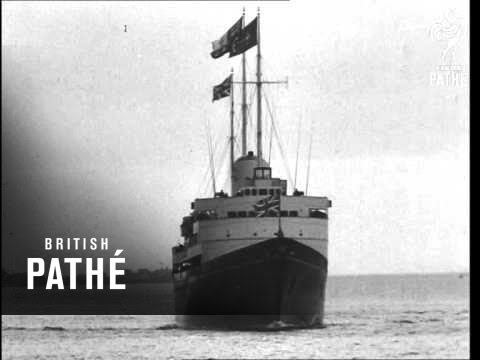 "Royal Yacht ""Britannia"" (1955)"