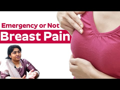 How to Manage Breast Pain - Breast Awareness Program With Signs And Symptoms | Dr. Abhinaya Alluri