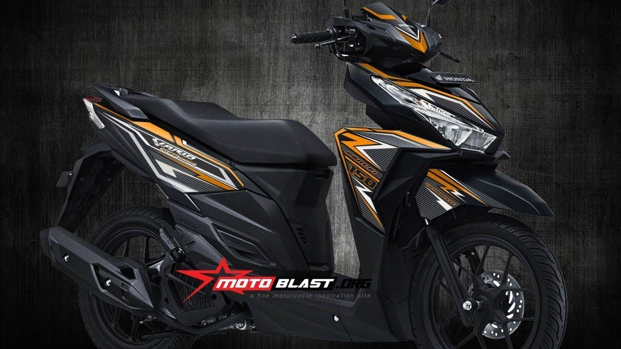 NEW COLOR HONDA VARIO 150 2018