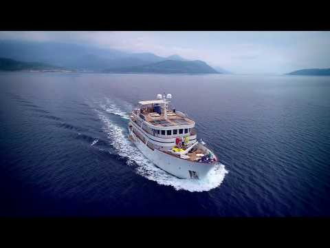 Yacht Charter Croatia - Amazing luxury motor yacht DONNA DEL MARE