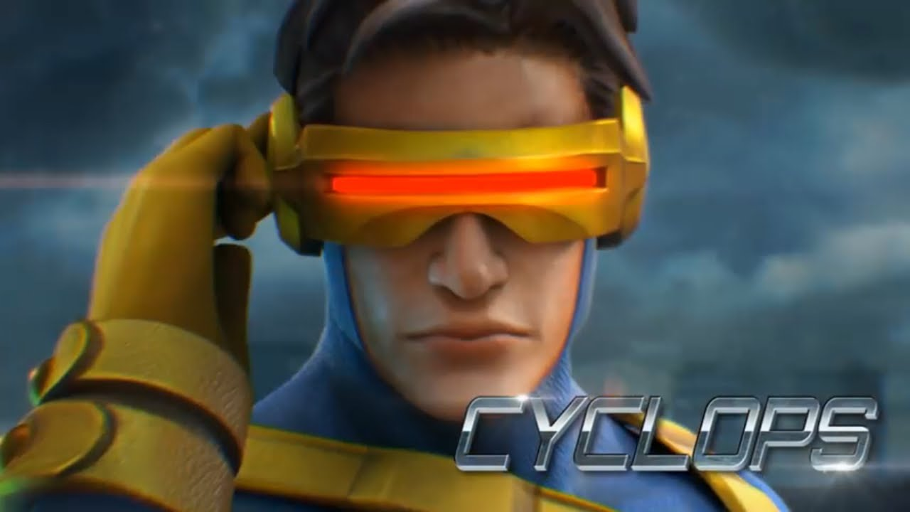 debb3e4ef31b Marvel Future Fight - Cyclops Review!! My First 6 Star X-Men ...