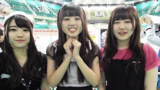【2017年5月6日】1000人のアイドルと遊ぼう!をテーマに日本武道館で「武道館アイドル博」が開催された。4人組のアイドルユニット「Sparkle Pink Ruby」(スパークリング ...