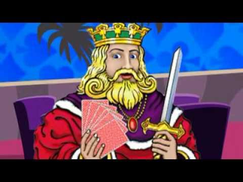 Игровые автоматы King Of Cards онлайн от казино Вулкан