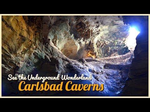 Wonders Below (and Above) Ground at CARLSBAD CAVERNS National Park