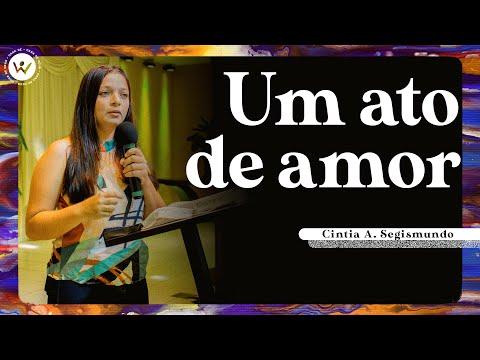 CMB Online 17h | Um ato de amor - Cintia | 09/05/2021