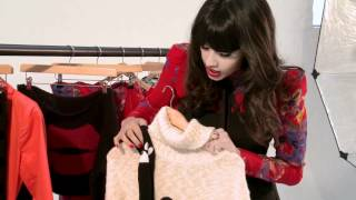 Jameela Jamil talks us through her new collection for very.co.uk