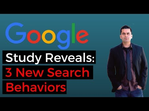 Consumer Buying Behavior: Google Study Reveals What Are People Searching For?