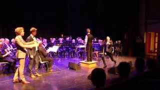 I Gotta Woman - Nøtterøy Musikkorps og Nordic Tenors