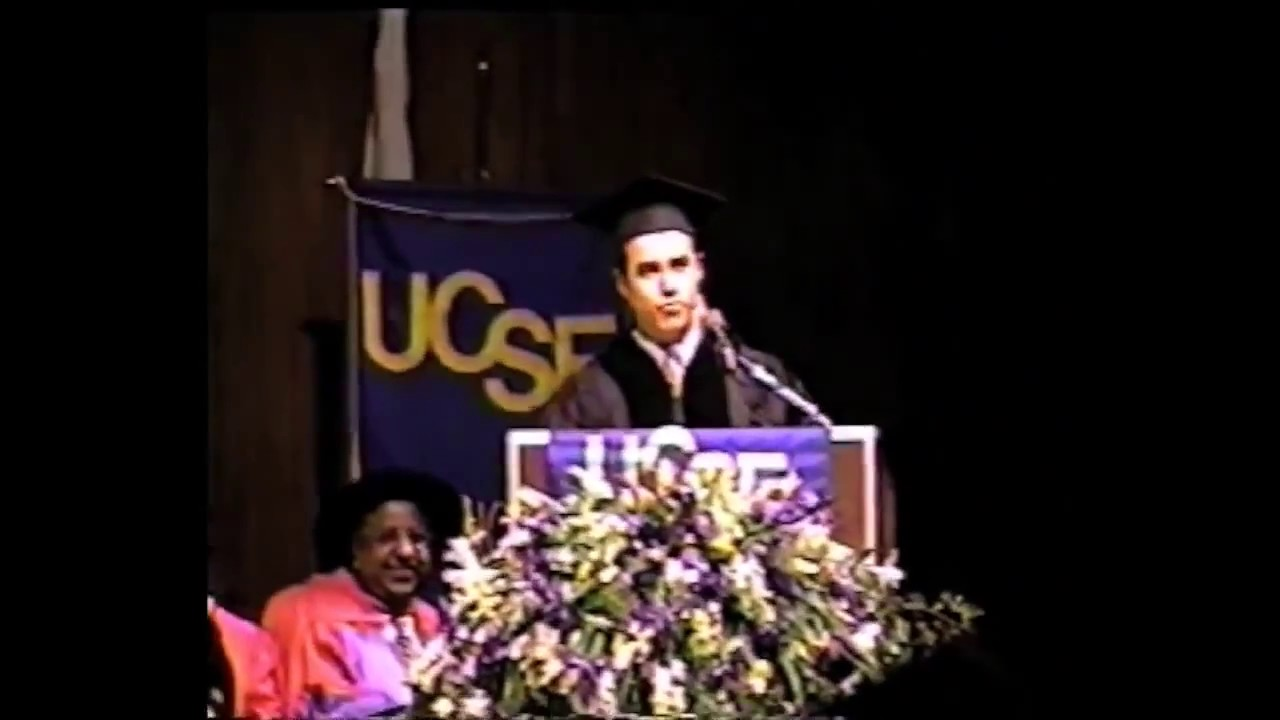 zdoggmd ucsf graduation speech