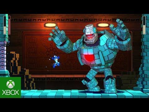 Демо-версия Mega Man 11 доступна на Xbox One