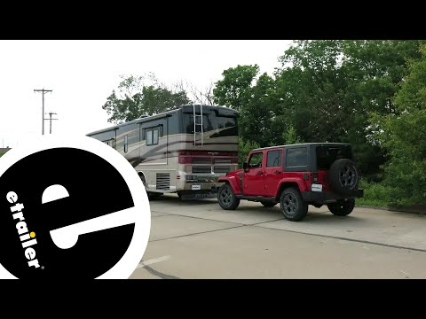 SMI Stay-IN-Play DUO Braking System Installation - 2017 Jeep Wrangler Unlimited - etrailer.com