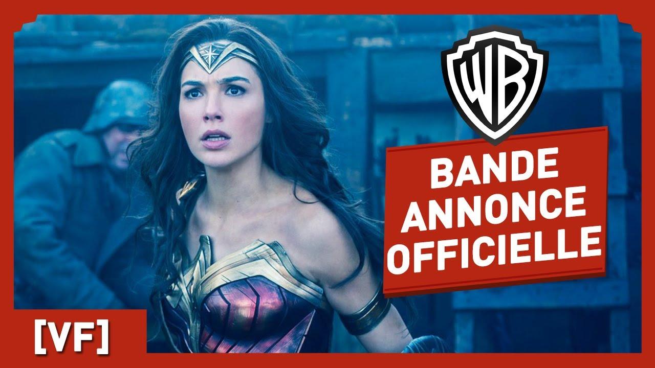 Wonder Woman - Bande Annonce Finale (VF) - Gal Gadot