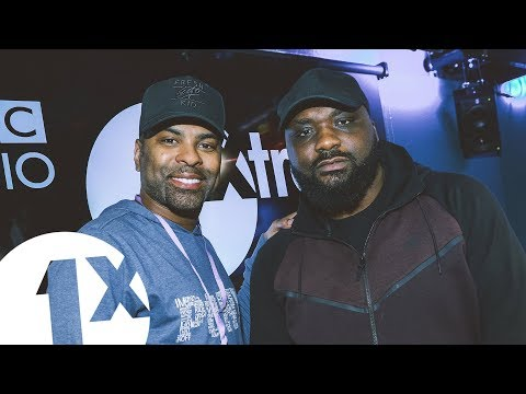 Ginuwine chats to DJ Ace on BBC 1Xtra