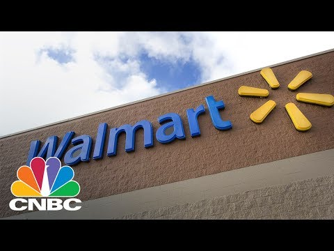 Wal-Mart Telling Its Tech Vendors To Leave Amazon's Cloud | The Bottom Line | CNBC