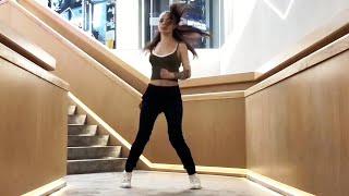 Классный танец в стиле Шафл - shuffle girl