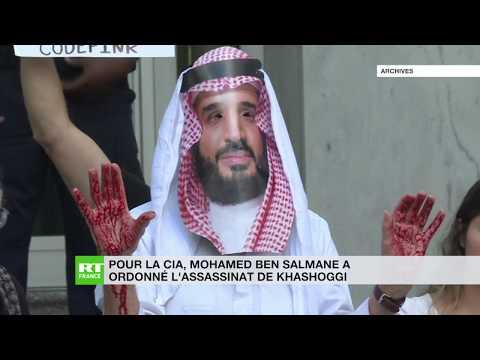Pour la CIA, Mohamed ben Salmane a ordonné l'assassinat de Khashoggi
