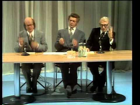 Fälldins regeringsdeklaration från Party hos Parnevik 1978