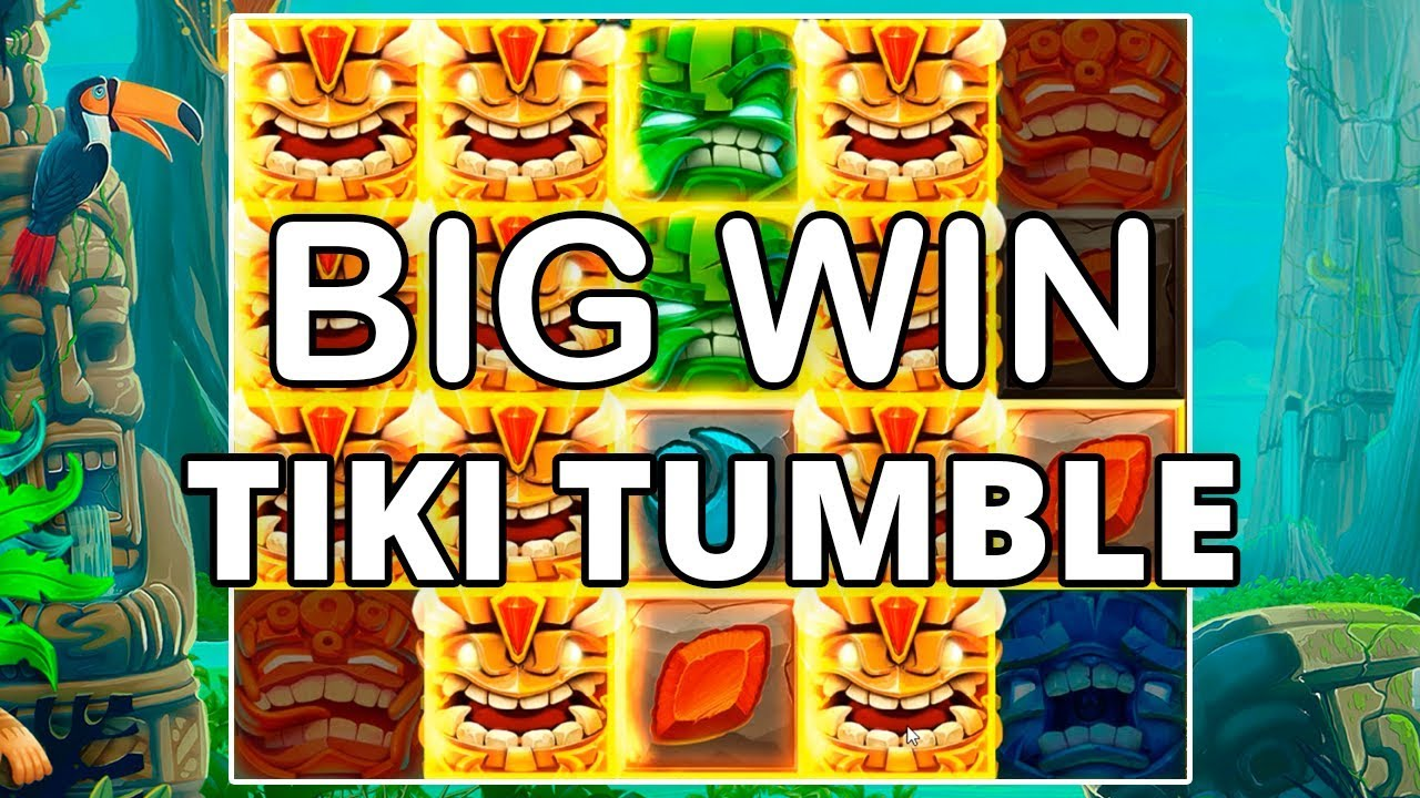 GAME WAS HOT!! (Tiki Tumble - Push Gaming)