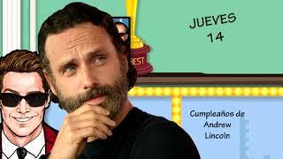 ¡Cumpleaños de la Semana! Del 09/09/17 al 15/09/17