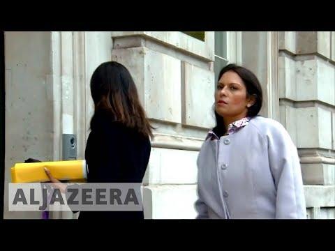 UK's Priti Patel resigns over secret meeting in Israel