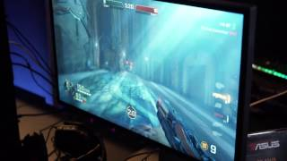 Quake Champions Gameplay Teaser