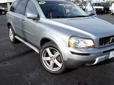 08 Volvo Xc90 Sport V8 Awd 33 985 00 Youtube