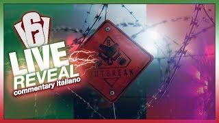 Outbreak Reveal  Finale Mondiale Six Invitational Rainbow Six Siege