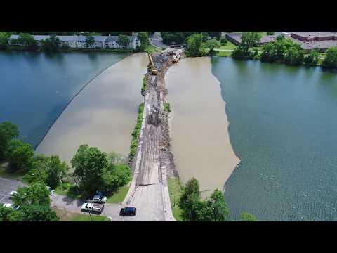 07 12 17 Grand Avenue Bridge Replacement Video 1