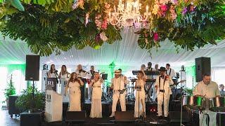 Paul & Roselyn | Epic Rainforest-Themed Wedding Extravaganza