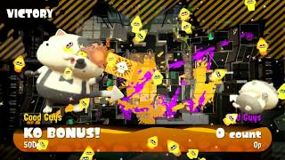Intense Splatoon 2 1vs1s