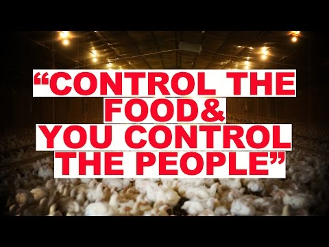 American Farmer Exposes Lies Of Chicken Farming Industry & Big Pharma