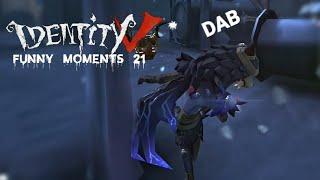 ★Identity V★ Funny Moments #21✩