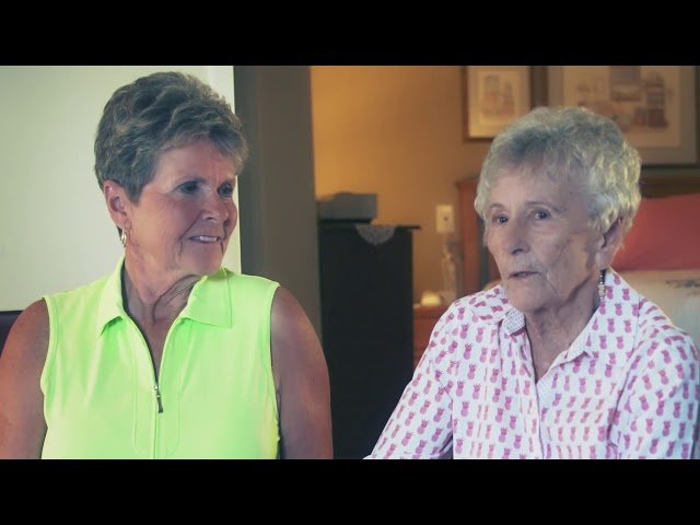 Marge & Daughters - Cascades of Tucson - Assisted Living Testimonial
