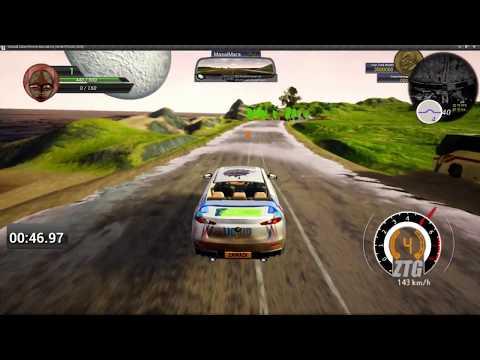 Zawadi Safari Rally-Stage 1- Liquid Telecom -  Africa Gaming