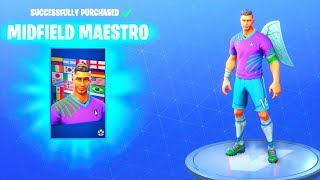 'NOUVEAU' WORLD CUP SKIN et EMOTE!! Fortnite Bataille Royale