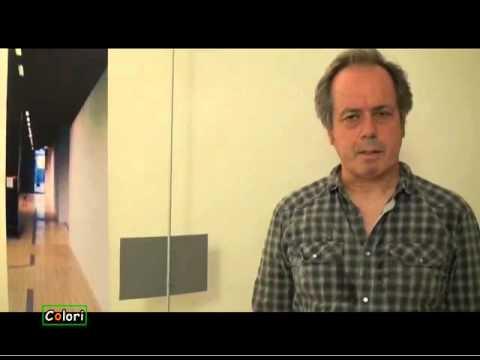 David Goldenberg alla galleria Glenda Cinquegrana: the Studio su Colori