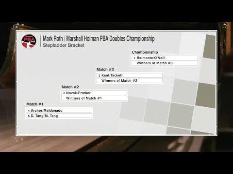 2018 Roth/Holman PBA Doubles Championship Stepladder Finals