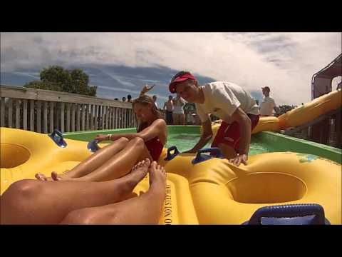 GoPro: Splish Splash water park!