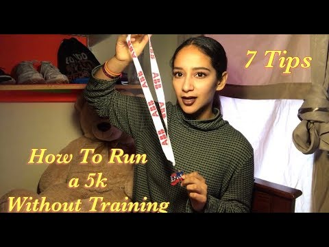 How To Run A 5K Without Training