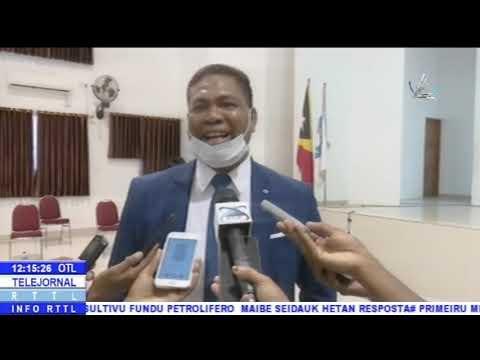 Samuel Venancio Re Eleitu Ba Presidente Anaaa Youtube