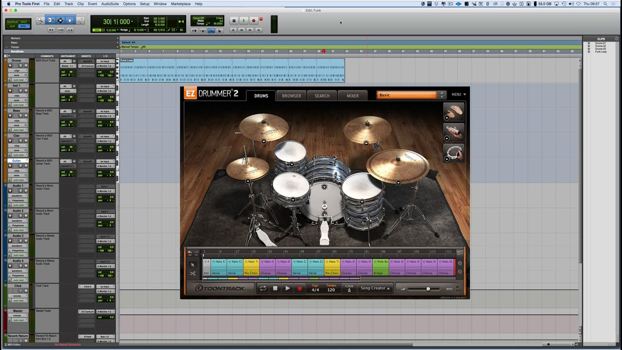 How To Use VST/AU Plugins in Pro Tools 12 & First (Videos) | Masters