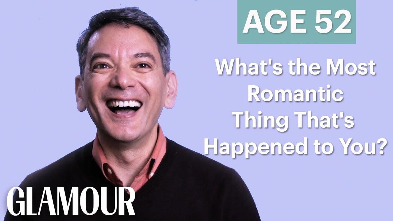 Луѓе од 5 до 75 години одговараат: Што е најромантичното нешто што ти се случило?