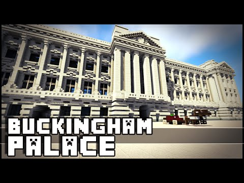 Minecraft - Buckingham Palace