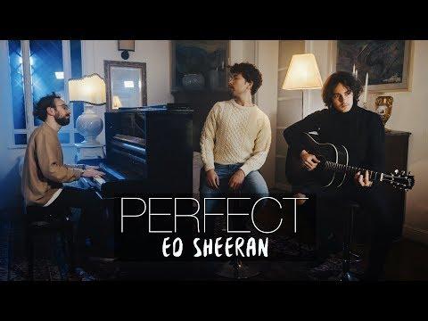 """Cover Lagu """"Perfect"""" - Ed Sheeran - Costantino Carrara, Michele Grandinetti, Vanni Tagliavento COVER STAFABAND"""
