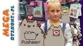 Pusheen • Claire`s Haul • Zabawki i gadżety z kotkiem z Facebooka • Zakupy Elizy! • Openbox