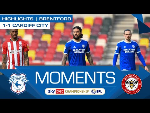 Brentford Cardiff Goals And Highlights
